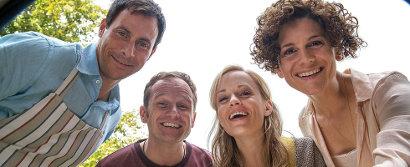 Vier kriegen ein Kind | TV-Film 2014 -- lesbisch, schwul, Regenbogenfamilie, Homosexualität im Fernsehen, schwu/lesbischer TV-Tipp