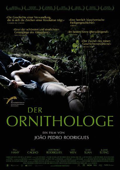 Der Ornithologe | Gay-Film 2016 -- schwul, Homosexualität im Film, Queer Cinema, Stream, deutsch, ganzer Film