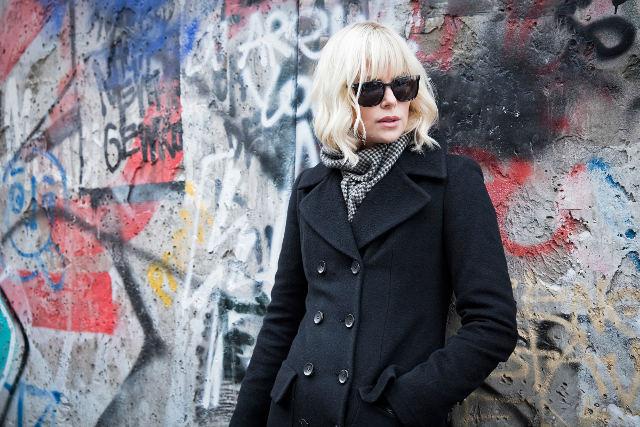 Atomic Blonde | Lesben-Film 2017 -- lesbisch, Bisexualität, Homosexualität im Film, Queer Cinema, Stream, deutsch, ganzer Film