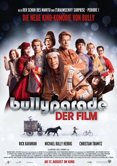 Bullyparade - Der Film | Film 2017 -- schwul, transgender, Transsexualität, Homosexualität im Film, Queer Cinema, Stream, deutsch, ganzer Film, TV-Sendtermine
