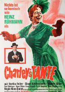 Charleys Tante | Film 1956 -- trans*, Travestie im Film, Queer Cinema, Stream, deutsch, ganzer Film