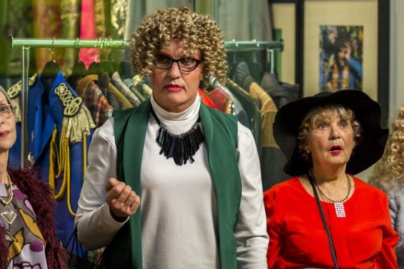 Naughty Grandma | Film 2017