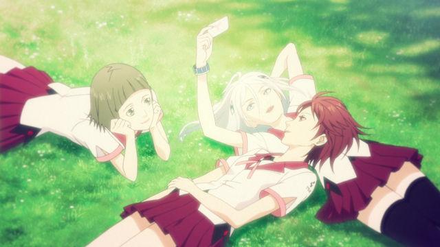 Project Itoh: Harmony | Lesben-Anime 2015 -- lesbisch, Homosexualität im Film, Queer Cinema, Stream, deutsch, ganzer Film