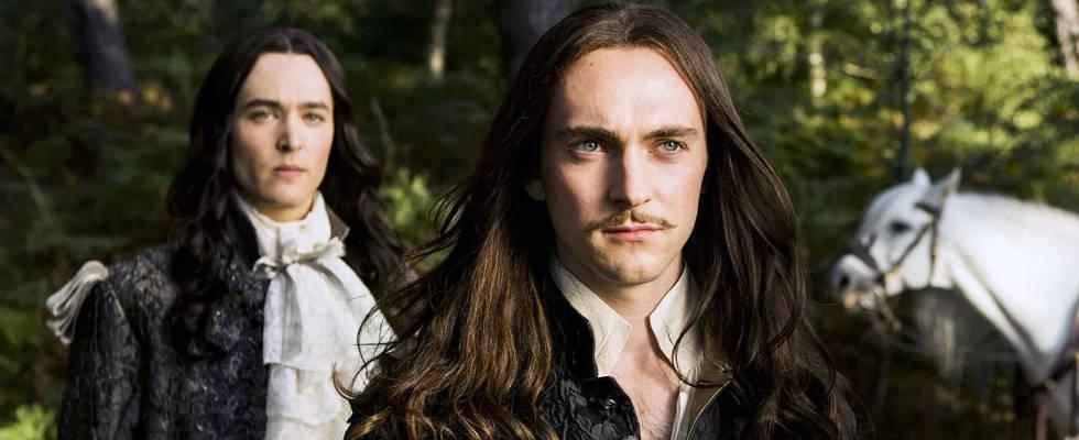 Versailles | TV-Serie 2015-2018 -- schwul, transgender, Cross Dressing, Transsexualität, Bisexualität, Homosexualität im Fernsehen, Stream, deutsch, alle Folgen