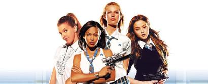 Spy Girls - D.E.B.S. | Lesben-Film 2004 -- lesbisch, Bisexualität, Homosexualität