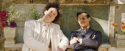 Eisenstein in Guanajuato   Gay-Film 2015 -- schwuler TV-Tipp, Homosexualität im Fernsehen, Stream, online sehen, ganzer Film