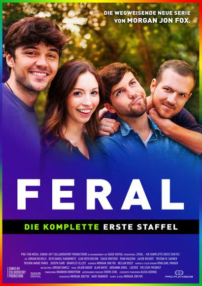 Feral | TV-Serie 2016 -- schwul, Homosexualität im Fernsehen, Stream, alle Folgen, deutsch