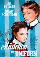 Mädchen in Uniform | Lesben-Film 1958 -- lesbisch, Bisexualität, Homophobie, Homosexualität, Stream, ganzer Film