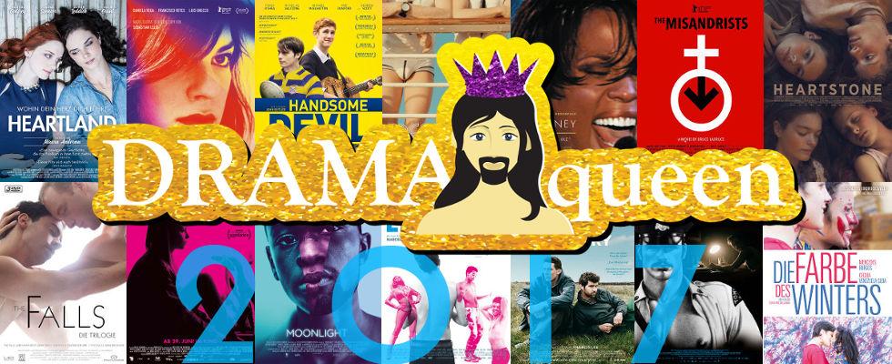 DRAMAqueen USERaward 2017:  Die 10 besten schwul-lesbisch-trans*genialen Filme des Jahres