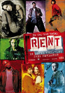 Rent | Musical-Drama 2005 -- Stream, Download, Netflix, Queer Cinema, schwul