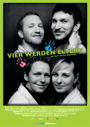 Vier werden Eltern | Film 2015 -- Stream, Download, ganzer Film, Queer Cinema