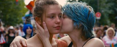 Blau ist eine warme Farbe | Lesben-Film 2013 -- Stream, Download, Homosexualität im Film, Queer Cinema