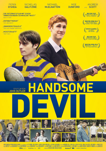 Handsome Devil | Film 2017 -- Stream, Download, Queer Cinema, ganzer Film, schwul