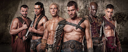Spartacus | TV-Serie 2010–2013 -- schwul, Stream, Download, alle Folgen