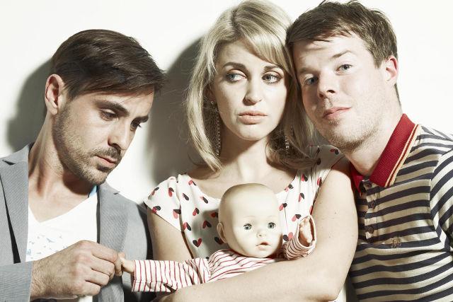 threesome - Drei sind keiner zu viel | schwule TV-Serie 2011-2012 -- Stream, Download, alle Folgen, Homosexualität im Fernsehen, schwul