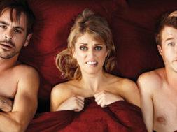 threesome – Drei sind keiner zu viel | schwule TV-Serie 2011-2012 — online sehen (Mediathek)