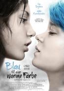 Blau ist eine warme Farbe | Lesben-Film 2013 -- lesbisch, Bisexualität, Homophobie, Coming Out, Homosexualität im Film, Queer Cinema