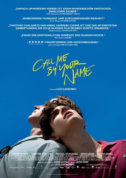 Call Me by Your Name | Film 2017 -- Stream, ganzer Film, deutsch, schwul, Queer Cinema