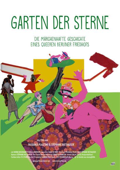 Garten der Sterne | Film 2016 -- Stream, ganzer Film, Queer Cinema, schwul, transgender