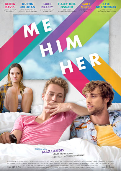Me Him Her | Film 2015 -- Stream, ganzer Film, deutsch, schwul, Queer Cinema