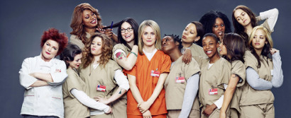 Orange is the new black | Serie 2013-2019 -- Stream, deutsch, lesbisch, transgender, Homosexualität im Fernsehen, Netflix