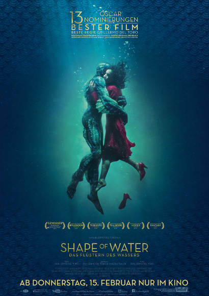 Shape of Water   Film 2017 -- Stream, ganzer Film, deutsch, schwul, Queer Cinema