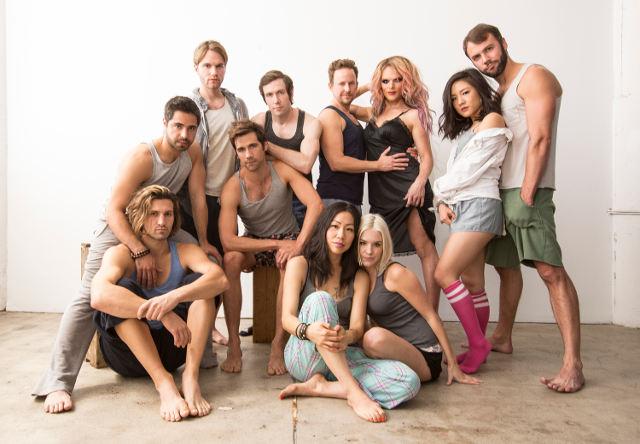 Eastsiders | Serie 2012 - 2018 -- Stream, deutsch, alle Folgen, schwule Serie, Netflix