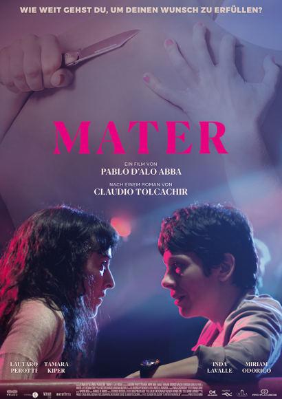 Mater | Lesben-Film 2017 -- Stream, ganzer Film, deutsch, Queer Cinema, lesbisch