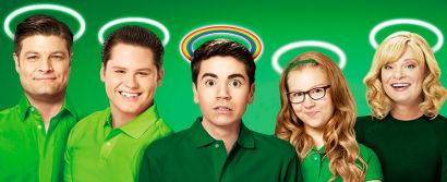 The real O'Neals | Schwule TV-Serie 2016 - 2017 -- Stream, alle Folgen, deutsch, LGBT-Serien, schwul
