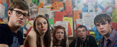 My Mad Fat Diary | TV-Serie 2013-2015 -- Stream, alle Folgen, deutsch, schwul