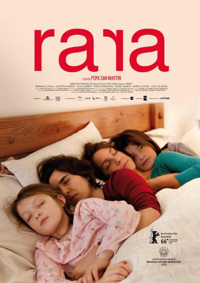 Rara - Meine Eltern sind irgendwie anders | Lesben-Film 2016 -- Stream, ganzer Film, Queer Cinema, lesbisch