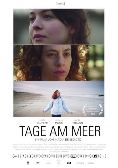 Tage am Meer | Film 2016 -- Stream, ganzer Film, Queer Cinema, lesbisch