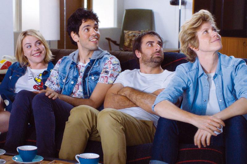 Verrückt nach Cécile | Lesben-Film 2017 -- Stream, ganzer Film, Queer Cinema, lesbisch