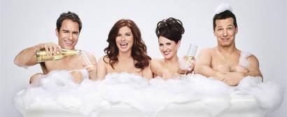 Will & Grace   LGBT-Serie 2017 -- schwul, transgender, Bisexualität, Homosexualität im Fernsehen, Stream, deutsch, alle Folgen, online sehen
