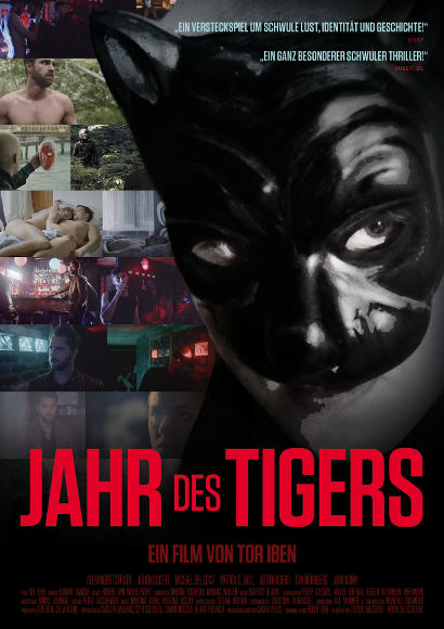 Jahr des Tigers | Schwuler Film 2017 -- Stream, ganzer Film, Queer Cinema, schwul, Streaming
