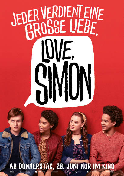 Love, Simon | Gay-Film 2018 -- Stream, ganzer Film, german, schwul, Queer Cinema