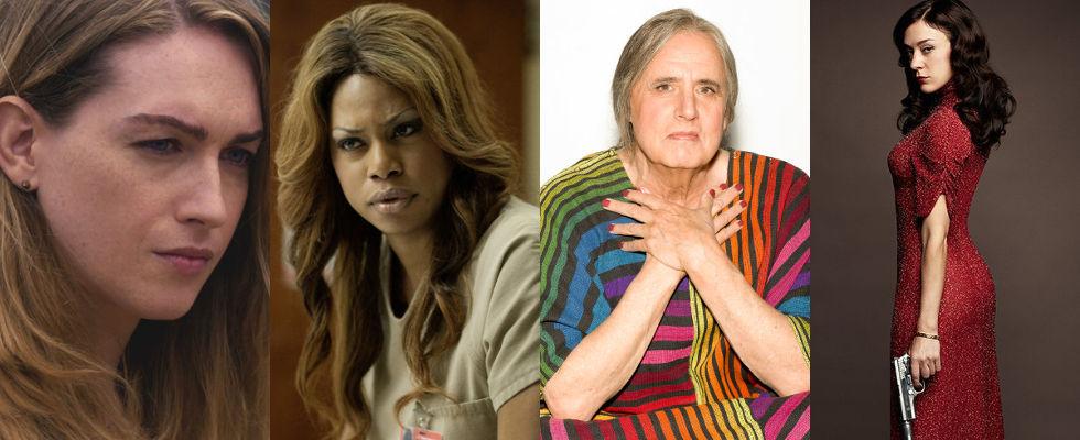 Neue TV-Serien mit transsexueller Thematik als HD-Stream und Download  -- als Stream, Download und im Fernsehen 2018