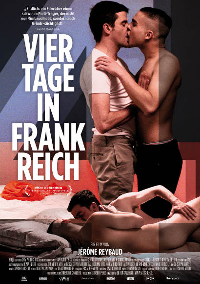 Vier Tage in Frankreich | Gay-Film 2016 -- Stream, ganzer Film, online, schwul, Queer Cinema
