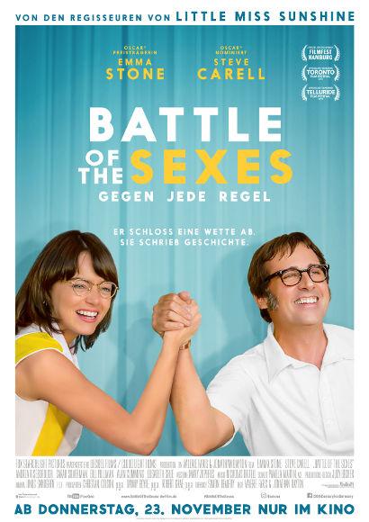 Battle of the Sexes | Lesbischer Film 2017 -- Stream, ganzer Film, deutsch, Queer Cinema