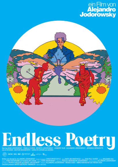 Endless Poetry | Film 2016 -- Stream, ganzer Film, deutsch, german, schwul, Queer Cinema