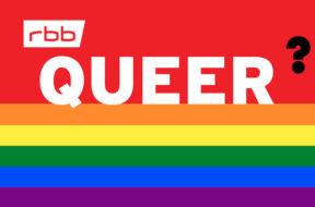 RBB QUEER: Schwul-lesbische Filmreihe