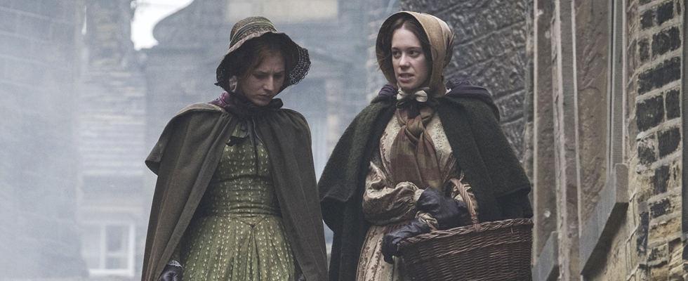 Sturm der Gefühle: Das Leben der Brontë Schwestern (2016)