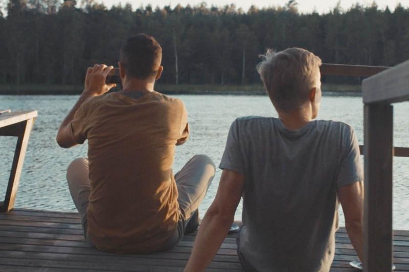 Die Hütte am See | Gayfilm 2017 -- Stream, ganzer Film, deutsch, schwul, Queer Cinema