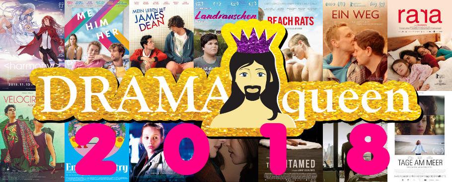 DRAMAqueen USERaward 2018:  Die 10 besten schwul-lesbisch-trans*genialen Filme des Jahres
