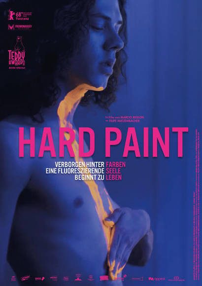 Hard Paint | Film 2018 -- Stream, ganzer Film, schwul, Queer Cinema