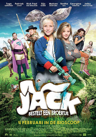 Super Jack und Bruder Langohr | Film 2015 -- Stream, ganzer Film, Queer Cinema, lesbisch