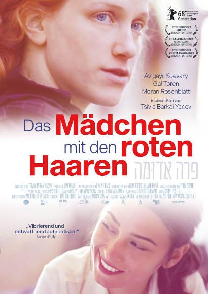 Das Mädchen mit den roten Haaren | Film 2018 -- Stream, ganzer Film, Queer Cinema, lesbisch