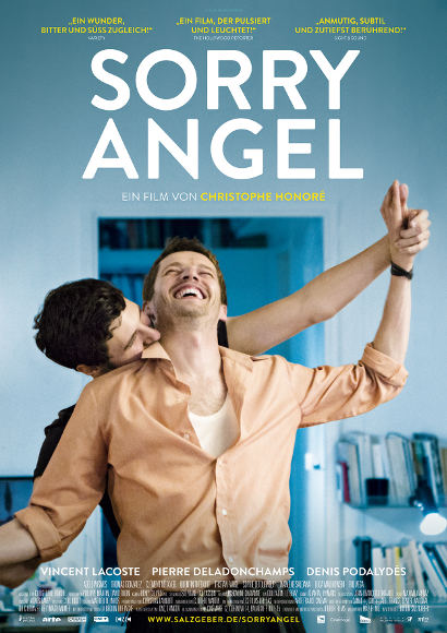 Sorry Angel | Film 2018 -- Stream, ganzer Film, schwul