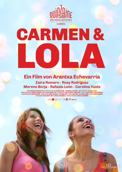 Carmen & Lola | Film 2018 -- Stream, ganzer Film, Queer Cinema, lesbisch