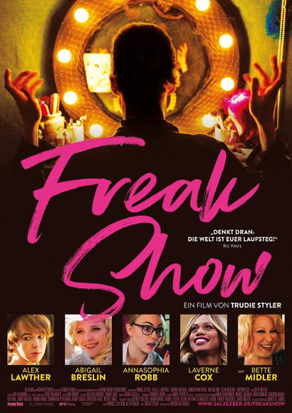 Freak Show | Film 2017 -- Stream, ganzer Film, Queer Cinema, transgender